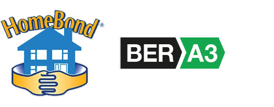Homebond and BER Logo
