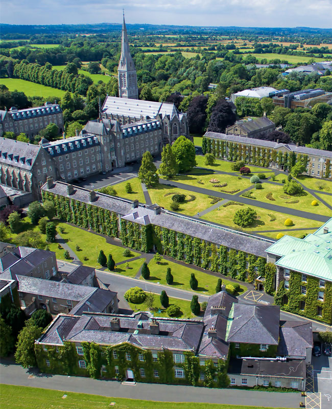 Maynooth University Aerial View